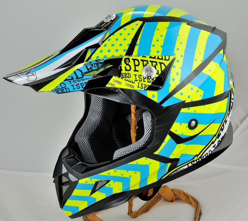 ECE New style Adult motocross helmet professional off road helmet Downhill motorcycle helmet Dirt Bike Rally racing capacete