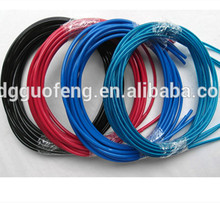 OEM Wholesale Guofeng Colorful PVA/PA/PU Coated Steel wire rope