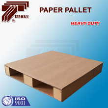 Customized size Heavy duty corrugated carton Paper box pallet for shipping