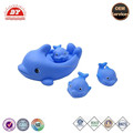 Baby Bath Toys Dolphin Floating Family