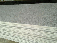 Chinese cheap grey granite stone slab with high quality