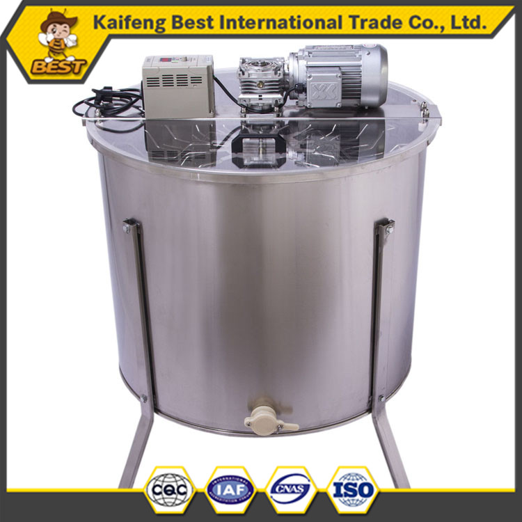 New style stainless steel 8 frames honey extractor hot sale
