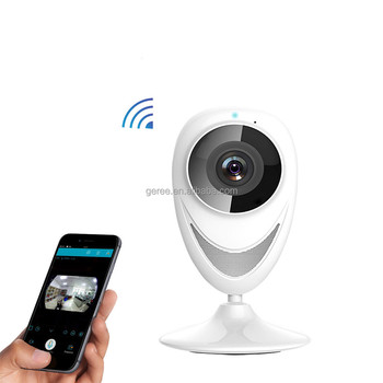 Wireless WiFi IP Camera Video Surveillance Camera HD 185 Degree with Night Vision Two Way Audio Baby camera Monitor