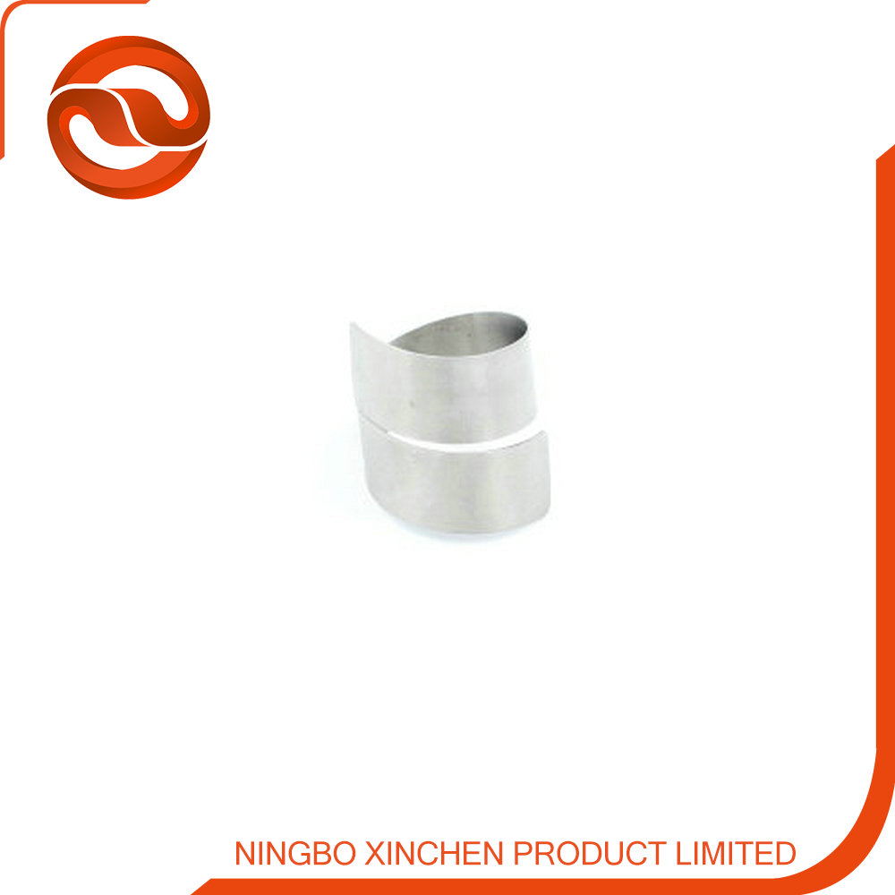 Wholesale Custom made Stainless steel Table Towel Napkin Ring with Magic design