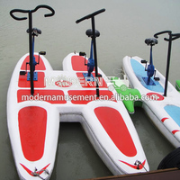2014 Lower prices water pedal bike