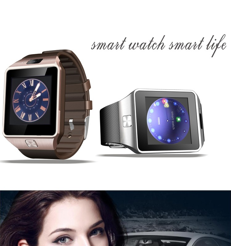 2g wifi sim card v8 dzo9 dz09 phone smart watch