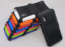 TPU+PC combo stand case for LG google nexus 4 E960 case