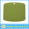 Heat resistant silicone mat/circles round silicone table mat/silicone trivet wholesale