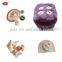 Waterproof voice recorder for plush toy or stress ball or clothing