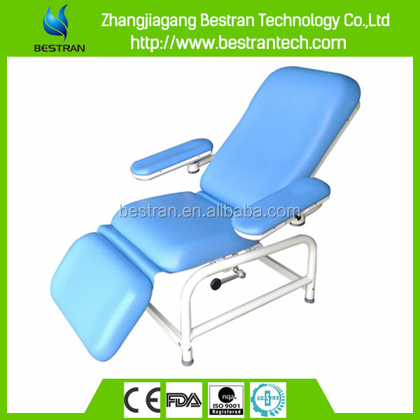 BT-DN008 CE ISO hospital cheap blood collection donor bed