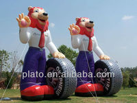 2013 Inflatable lion for advertising