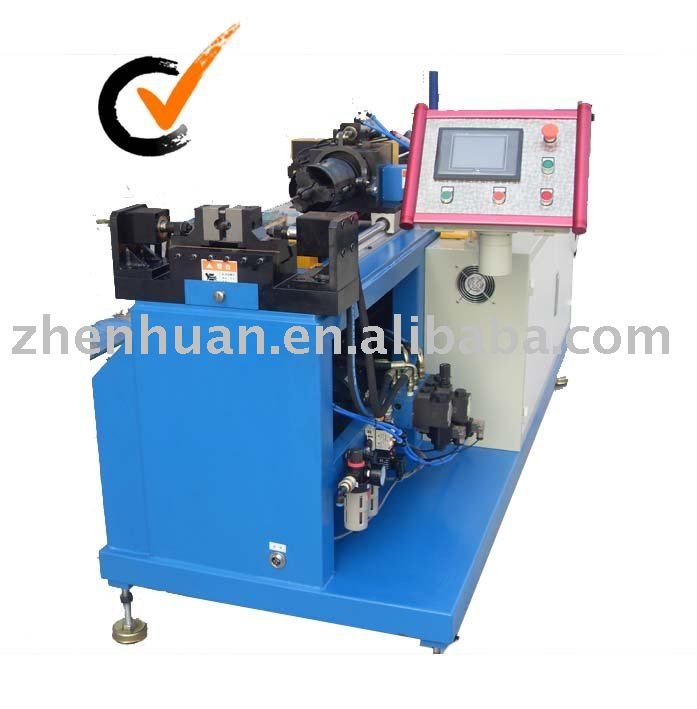 copper collecting tube punching machine
