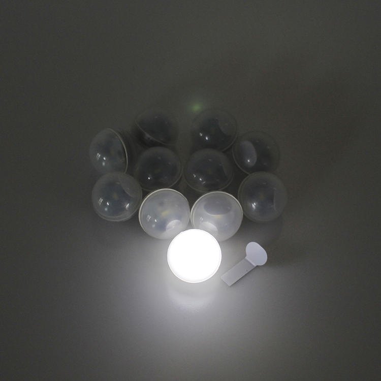 wholesale waterproof pool led floating light ball water floating LED Fairy Pearls party ball light