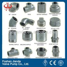 pipe fittings end cap blank made in china