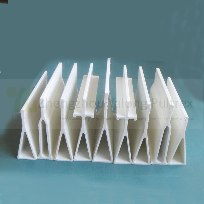 high strength fiberglass plastic structural beams, - ISO9001-2008