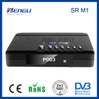 hot selling SR M1fta digital dvb-s satellite receiver