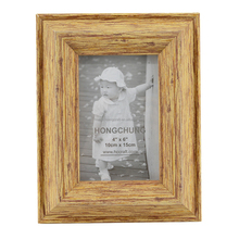 New Design tabletop and wall Hanging plastic antique picture frame