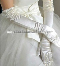 Appliqued Beaded Gloves