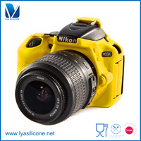 Wholesale custom made camera silicone case