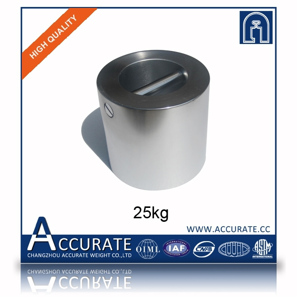 standard mass M1, 25kg bar weight, stainless steel counterweight, industry calibration weights F1 F2 M1