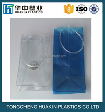 various color pvc ice bag pvc wine beers bags