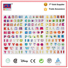 islamic kids alphbet letter word study hanging wall art board adhesive stickers