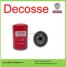 Diesel engine oil filter LF777 for excavator