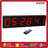 Red Display LED Programmable Days Hours Minutes Seconds Countdown Timer