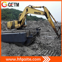 dredging excavator with Japanese hydraulic system impored engine and motor