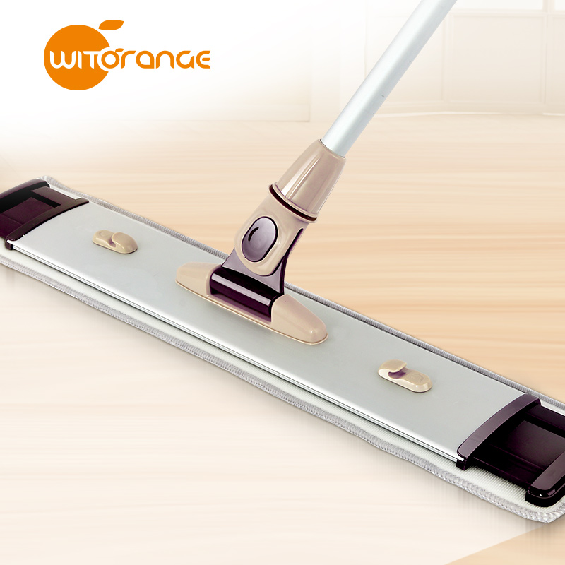 Witorange newest design length 600 mm cleaning flat easy life magic mop