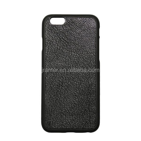 TPU Case for iPhone 6S Genuine Cowhide for iPhone 6s Leather Case
