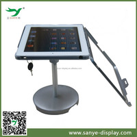 security cases ipad rotating advertising stand