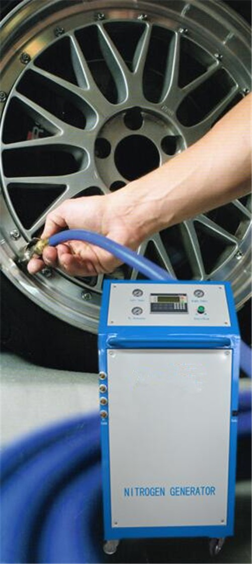 Tire nitrogen generator Nitrogen Automatic Tire Inflator for 4-6 Tires