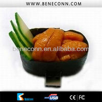Food series usb pen drive flash memory