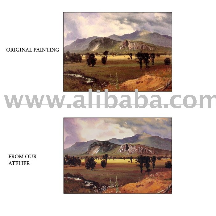 Master Class Oil Painting Reproduction For Elegant Collections