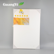 Low price of large size student blank rectangle wholesale stretched canvas