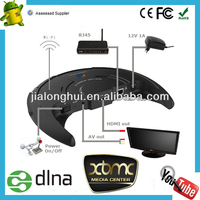 AML8726 M6 tv box support XBMC and IPTV android tv box dual core amlogic m6 android 4.1 tv box