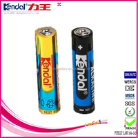 #1 Dry cell Batterien 1.5 aaa battery lr03 alkaline battery with High quality and good price