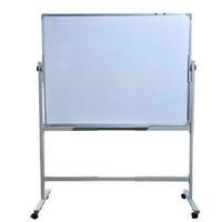 Advanced movable magnetic whiteboard with stand for office meeting