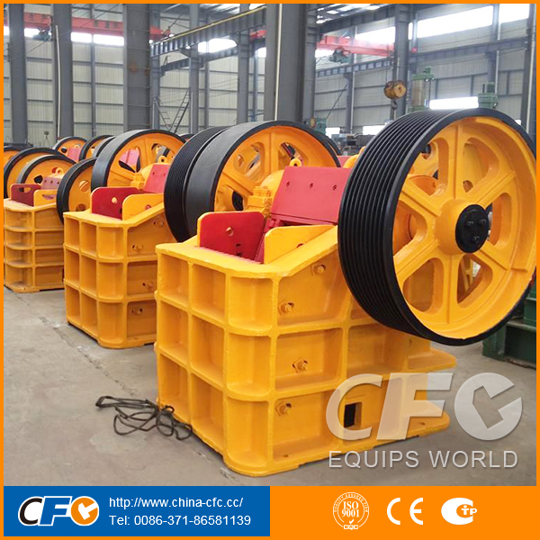 Granite Stone Jaw crusher Industrial Stone Equipment Crusher