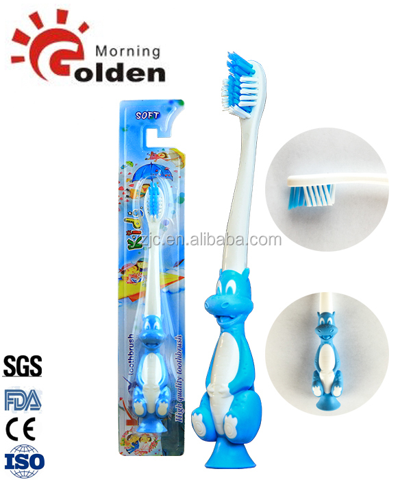 Popular and hotselling kids animal toothbrush