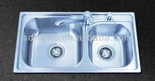 small double kitchen sink -HQ-1P01XT
