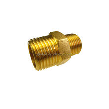 brass male connector pneumatic fitting