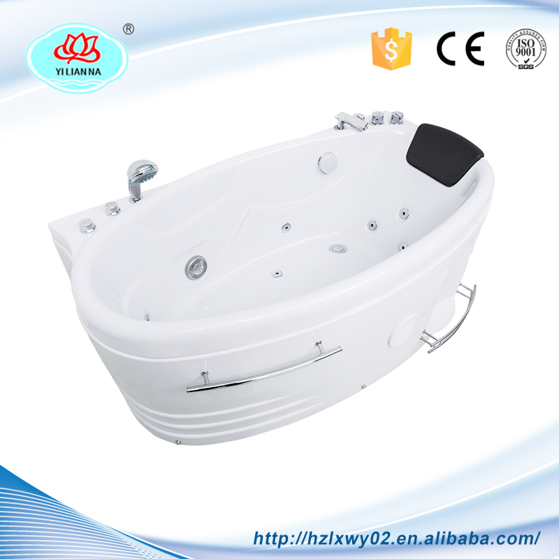 Ce Indoor ABS Sitting Large Massage Portable Shower Whirlpool Tub