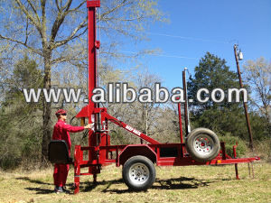 Deeprock M-60 Water Well Drilling Rig