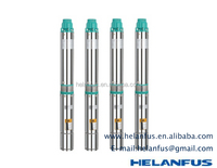 deep well submersible water pump high voltage electric motor