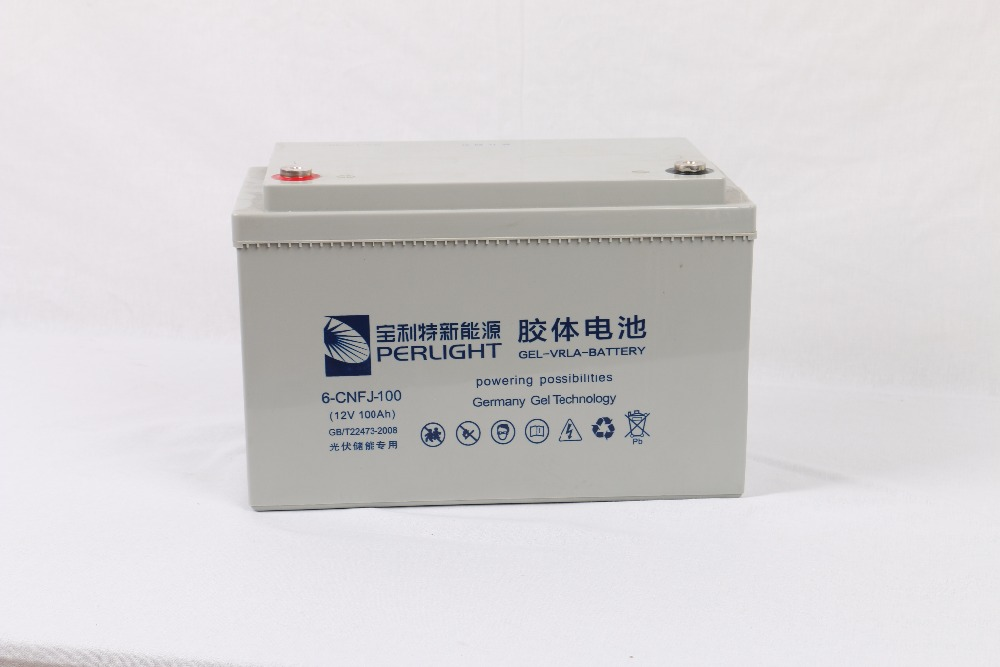 storage 12v 105ah battery gel battery with CE