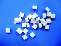 Alumina ceramic tile for the mining processing