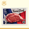 Free sample Texas Beef Frozen Food Packaging Pouch auto packaging