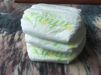 Super absorbent A grade baby diaper stock lots yiwu 10 containers